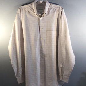 Men's Banana Republic Button Up Long Sleeve Shirt